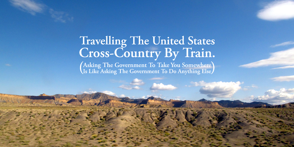 Travelling Cross-Country by Train